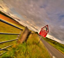 Reduce Speed Now  by mottyg