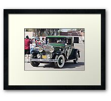 Cadillac La Salle Coupe Framed Print
