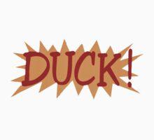 Duck! by Thad Zajdowicz