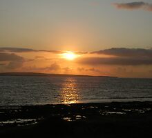Sunset at Inishcrone by Éilis  Finnerty Warren