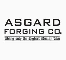 ASGARD FORGING COMPANY by Keez