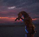 God of the Sea with Attitude  by Odille Esmonde-Morgan