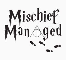Mischief Managed Baby Tee
