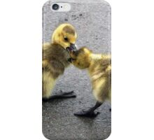 Chick Fight iPhone Case/Skin