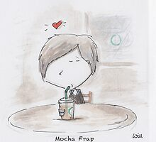 Mocha Frap by Will Charlesworth