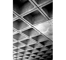 Ceiling - Royal National Theatre Photographic Print