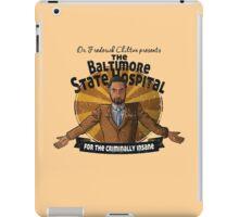Chilton's kingdom iPad Case/Skin