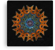 DNA Activation Canvas Print