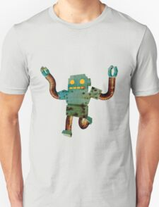 Rusty the retarded robot  T-Shirt
