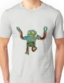 Rusty the retarded robot  Unisex T-Shirt