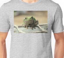 Hello there, Mr. Frog Unisex T-Shirt