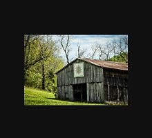 Kentucky Barn Quilt - Mariners Compass Unisex T-Shirt