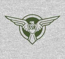 SSR - the Strategic Science Reserve - OD Green Baby Tee
