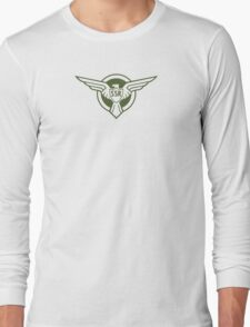 SSR - the Strategic Science Reserve - OD Green Long Sleeve T-Shirt