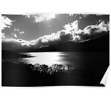 The Silver Waters of Loch Tay Poster
