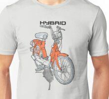 """Hybrid Ciclomotori"" Moped Unisex T-Shirt"