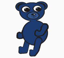 Blue Beary by Deborah Lazarus