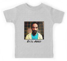 Evil Abed Kids Tee