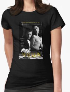 """Macklin"" poster 1 Womens Fitted T-Shirt"