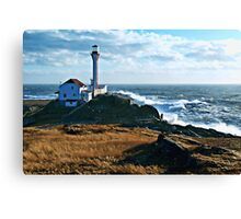 A Gusty Day at the Cape Canvas Print