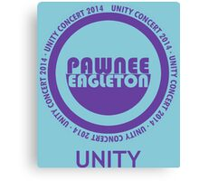 Pawnee-Eagleton unity concert 2014 Canvas Print