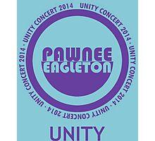 Pawnee-Eagleton unity concert 2014 Photographic Print
