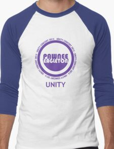 Pawnee-Eagleton unity concert 2014 Men's Baseball ¾ T-Shirt