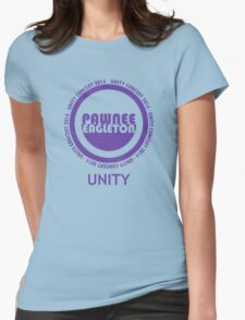 Pawnee-Eagleton unity concert 2014 Womens Fitted T-Shirt