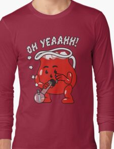 Smoke Yeaahh! Long Sleeve T-Shirt