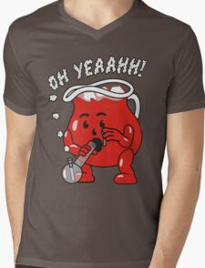 Smoke Yeaahh! Mens V-Neck T-Shirt