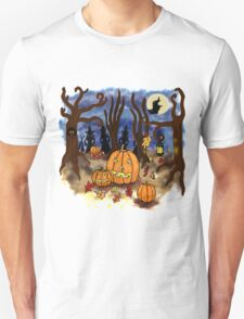 Witchy Halloween T-Shirt