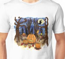 Witchy Halloween Unisex T-Shirt