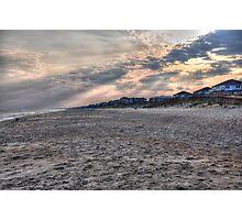 Emerald Isle NC Photographic Print