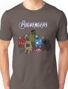 The Pugvengers Unisex T-Shirt
