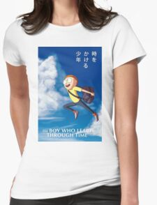 The boy who leapt through time T-Shirt