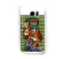 Just Another Dull and Boring Day Cover Samsung Galaxy Case/Skin