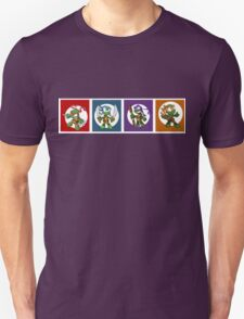 Tiny Mutant Ninja Turtles Unisex T-Shirt