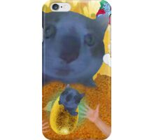 He's a kit now iPhone Case/Skin