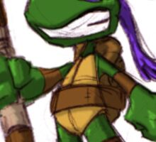 Tiny Mutant Ninja Turtles-Don Sticker