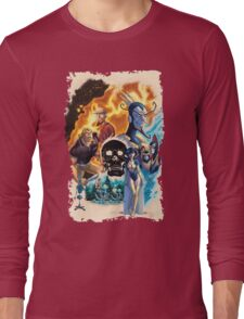 The Venture Bros.  Long Sleeve T-Shirt
