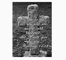 Stone Cross with Verse T-Shirt