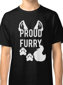 PROUD FURRY Classic T-Shirt