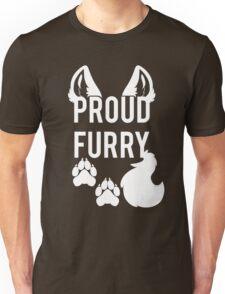 PROUD FURRY Unisex T-Shirt