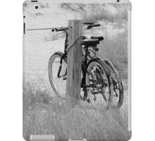 Bicycles At The Beach iPad Case/Skin