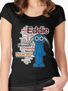 Eddie Women's Fitted Scoop T-Shirt