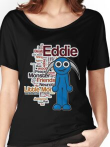 Eddie Women's Relaxed Fit T-Shirt