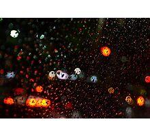 ~Broadway Tears~ Photographic Print