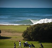 Wollongong Golf Club by 16images