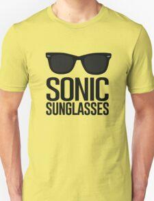 Sonic Sunglasses 2 T-Shirt
