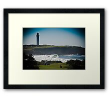 Wollongong Lifestyle Framed Print